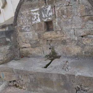 100-годишна чешма пресъхна за първи път
