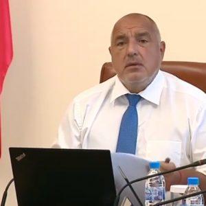 Бойко Борисов: 70 милиона лева са изплатени на фермерите за справяне с щетите в следствие на пандемията от коронавирус