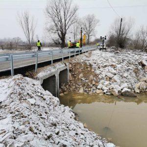 Борисов в с. Блатска: Мостът е готов. Само преди 3 дни знаете какви наводнения бяха