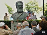 Бургас се прекланя пред Ботев с венци и маршове