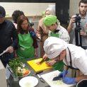 Бургаски деца готвят под зоркия поглед на шеф Манчев