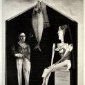"""В памет на големия Стоян Цанев подреждат два етажа с негови творби в градската галерия """"Петко Задгорски"""""""