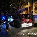 Възрастен мъж загина при пожар в центъра на Бургас