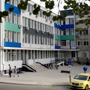 Гласуване в УМБАЛ Бургас
