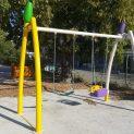 Децата със СОП в Бургас ще имат нов двор за игротерапия (Снимки)