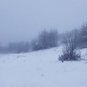 Екстремно ниски температури : Минус 27 градуса на връх Мусала