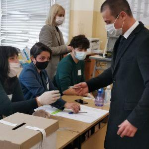 Живко Табаков: Гласувах за обикновените хора, за да живеят по-добре в България