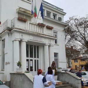 Кметът предлага ремонт на медицинските кабинети в ДКЦ I, Белодробната болница и Центъра за психично здраве