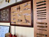 Модерен такелажен кабинет оборудват в Морското училище