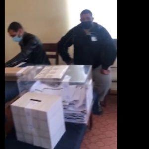 Сигнал от ДПС до РИК: Жена снимала гласуващите в Зайчар