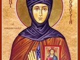 Църквата почита Св. Александър, патр. Александрийски, мчца Теодосия девица