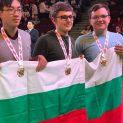 """Четири медала спечелиха учениците на ППМГ """"Акад. Никола Обрешков"""" от международната олимпиада в Казахстан"""