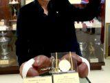 Легендарният бургаски боксьор Георги Костадинов навършва 70 години