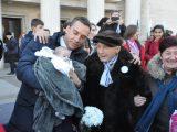 Рекорд за Гинес: Кметът на Бургас събра именици със 102 години разлика – дядо Никола и 2-месечния Николай