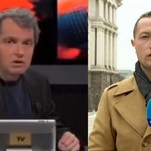 Сценарист на Слави плаши журналист с Крумовите закони заради грешка в ефир